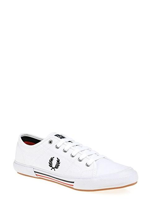 Fred Perry Ayakkabı Beyaz